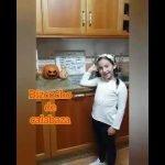 Receta de bizcocho de calabaza por Andrea Mi receta de cocina