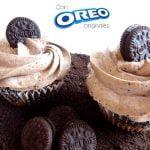 Receta de cupcakes de Oreo | Frosting de Oreo  | Magdalenas de Oreo  Mi receta de cocina