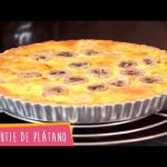 Recetas Nestlé: Clafoutie de Plátano