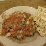Recetas cocina, Ceviche de atún (Para esta vigilia, cuaresma)
