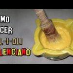 ✔ Recetas de Cocina | Como Hacer alioli,  Ajo-aceite, all-i-oli