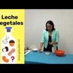 Recetas de Cocina para Alergias. Episodio 2/24. Sustituto de leche parte 2  Mi receta de cocina