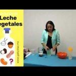 Recetas de Cocina para Alergias. Episodio 3/24. Sustituto de leche parte 3  Mi receta de cocina