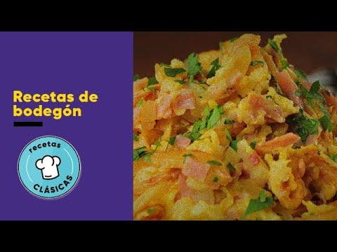 Recetas de bodegón - Cocina Telefe