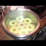 RecetasAMC: Tarta de piña  Mi receta de cocina