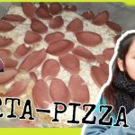 TORTA-PIZZA (video no apto para personas en dieta🔴🔴)  Mi receta de cocina