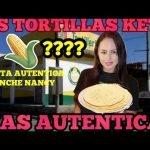 TORTILLAS KETO DE MAIZ? , LAS MAS AUTENTICAS DE TODO EL YOUTUBE. RECETAS MEXICANAS CETOGÉNICA  Mi receta de cocina