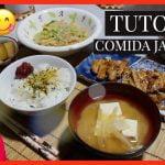 TUTORIAL de COCINA JAPONESA 🇯🇵   COCINANDO CON MI PAPÁ 👨👧❤️   5 PLATILLOS, RECETAS MUY FÁCILES ✨✨✨