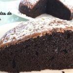 Tarta de Chocolate solo 3 ingredientes, Sin Harina. Mis Recetas Deliciosas  #tartas #postres #pastel  Mi receta de cocina