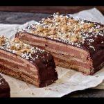 Tarta de galletas con chocolate | Una receta tradicional y fácil | Delicious Martha  Mi receta de cocina