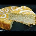 Torta con ricotta sin harina rapida y deliciosa   @Cocinando con Jenny  Mi receta de cocina