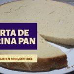 Torta de HARINA PAN(harina de maíz)sin gluten  Mi receta de cocina