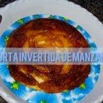 Torta invertida de manzana sin tacc  Mi receta de cocina