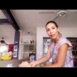 Tostadas mexicanas de alubias - almuerzo vegano delicioso - fácil - rápido y saludable