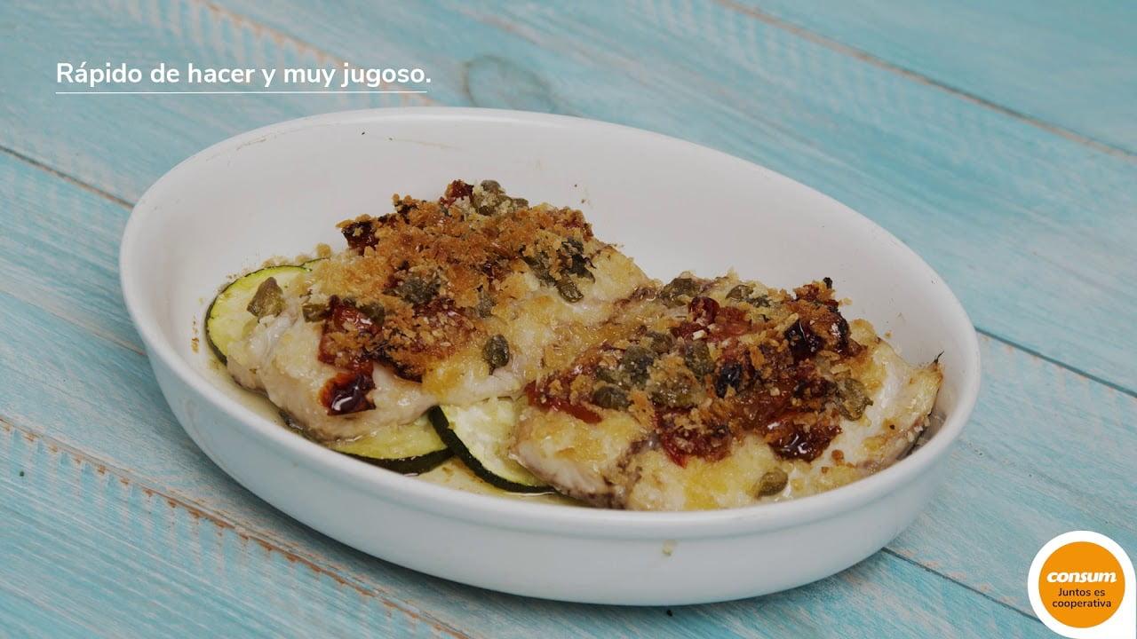 Tres recetas con corvina rex   Cocina día a día   Consum