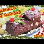🎅 Tronco de Navidad 2020   dulces navideños   christmas sweets  Mi receta de cocina