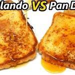 ¿Mejor TOSTADAS FRANCESAS con PAN DURO o PAN BLANDO? 🥞😍🧇TIPS DELICIOSAS y CREMOSAS🥞😍🧇 y HAY GANADOR! Mi receta de cocina