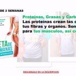 RECETA para BAJAR de peso en 2 semanas (DIETA )