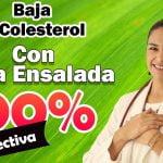 Receta de Ensalada Verde Alcalina para Reducir el Colesterol ─ Naturismo Yanet Ramirez