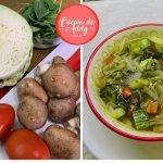 Con esta Sopa Bajas de Peso, 1 Receta, Comida para toda la semana. Apta p/DIABETES   Cocina de Addy