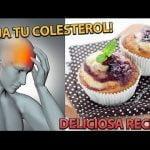 ¡La Mejor Receta Para Bajar El Colesterol, Trigliceridos, Presión Alta y Cuidar Tu Corazón!
