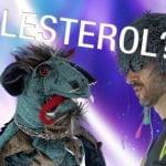 Cómo bajar el colesterol sin medicamentos 🎵Receta Musical