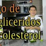 jugo para bajar trigliceridos y colesterol alto video 660 Dr Javier E Moreno Ramos