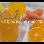 Batidos Detox #1 | Zumos detox | Batidos para bajar de peso | Batidos detox para adelgazar