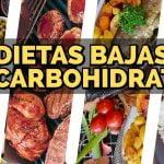 DIFERENTES dietas BAJAS EN CARBOHIDRATOS que te ayudaran a BAJAR DE PESO | LOW CARB | KETO