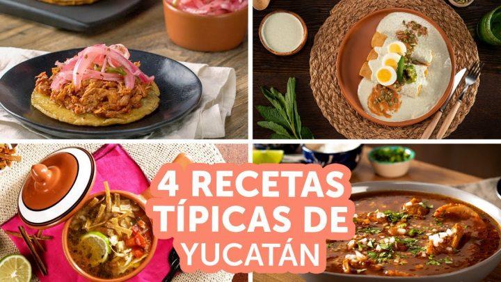 4 recetas típicas de Yucatán | Kiwilimón