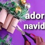 ADORNOS NAVIDEÑOS - MANUALIDADES NAVIDEÑAS 2020/MANUALIDADES CON RECICLAJE