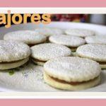 ▶ ALFAJORES de Maizena ◀ Delicioso postre o antojito dulce paso a paso  Mi receta de cocina