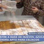 ARAGÓN en ABIERTO | Laura López - Grabado (26/11/2012)  Mi receta de cocina
