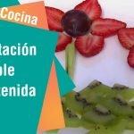 Alimentación entretenida y saludable para niños | Cocina
