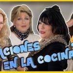 Angelica Vale Imitaciones en la cocina 😂| Receta de Caldo Para la Resaca| Angelicales