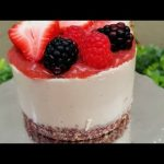 BELLAS BAKERY- tarta de queso con vegano sin gluten Healthy Cake Master  Mi receta de cocina