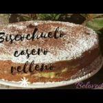 BISCOCHUELO casero / relleno de postre DE vainilla y CHOCOLATE / beloved insumos para reposteria  Mi receta de cocina