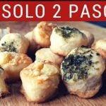 BIZCOCHITOS DE GRASA DEL VAGO: 2 ingredientes, 2 pasos - ¡Para el día de la madre!!!  Mi receta de cocina