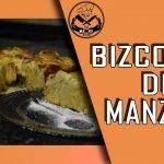 BIZCOCHO DE MANZANA Y VAINILLA ⬆⬆ESPONJOSO Y SUPER FÁCIL⬆⬆