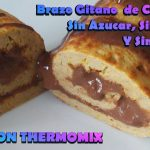 BRAZO GITANO RELLENO DE CHOCOLATE *SIN AZUCAR, SIN GLUTEN Y SIN LACTOSA* || @spagle  Mi receta de cocina