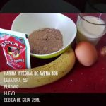 Bizcocho casero avena y cacao - Nutricionista Barcelona  Mi receta de cocina