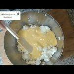 Bizcocho de Arroz muy económico y fácil de hacer (receta antigua marroquí)  Mi receta de cocina