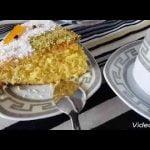 Bizcocho de naranja (1) bizcocho de naranja  Mi receta de cocina