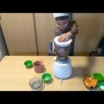 Budín Marmolado sin gluten y sin azúcar, por Sebastián Mi receta de cocina