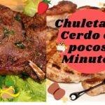 CARNE DE CERDO A LA BBQ  🥘🍖 Recetas De Cocina Fácil y Rápido.