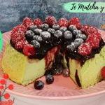 CHEESECAKE SALUDABLE / SIN AZUCAR / CON TÉ MATCHA / TARTA DE QUESO  Mi receta de cocina