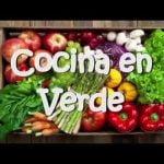 COCINA EN VERDE Capitulo 3 HAMBURGUESA DE QUINOA CON BERENJENA  Mi receta de cocina