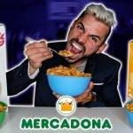 🥣 COMPRA SALUDABLE en MERCADONA *CEREALES SALUDABLES*  Mi receta de cocina