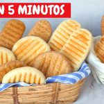 Cómo hacer PAN EN 5 MINUTOS. Lo hago todos los días. ¡Ahorra tiempo y dinero!