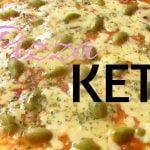 Cómo hacer PIZZA KETO en 10 minutos (Receta de PIZZA sin HARINA) - Marianela COOKING